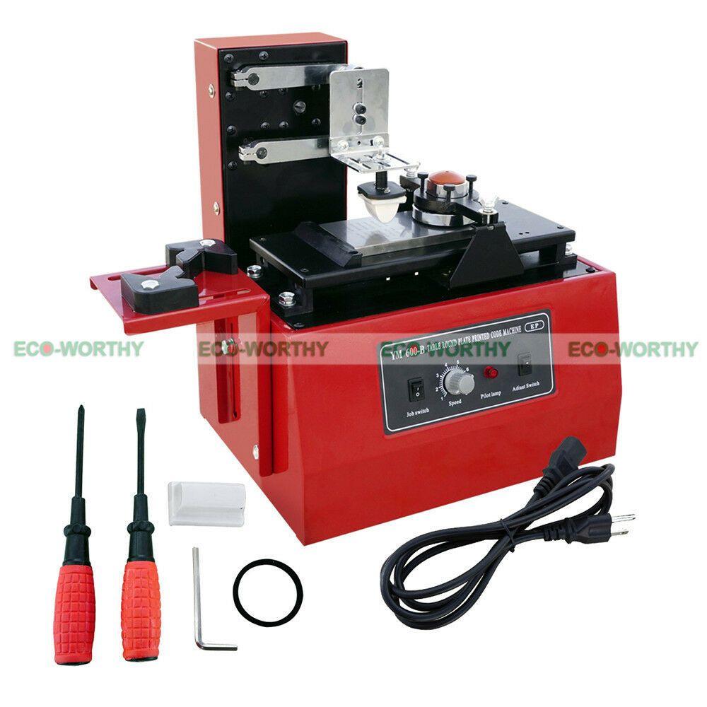eBay #Sponsored New Electric Pad Printer Printing Machine