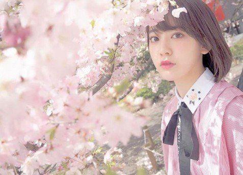Miyawaki Sakura Is The Center Of Produce 48 Bunga Sakura Wajah Orang