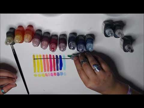 Brea Reese Watercolor Review Part 2 Ink Reese Art Supplies