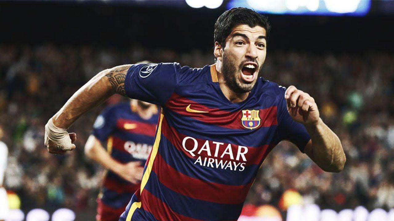 Luis Suarez Rap El Mundo Sigue Girando Hd 2016 Luis Suárez Leo Messi Suarez