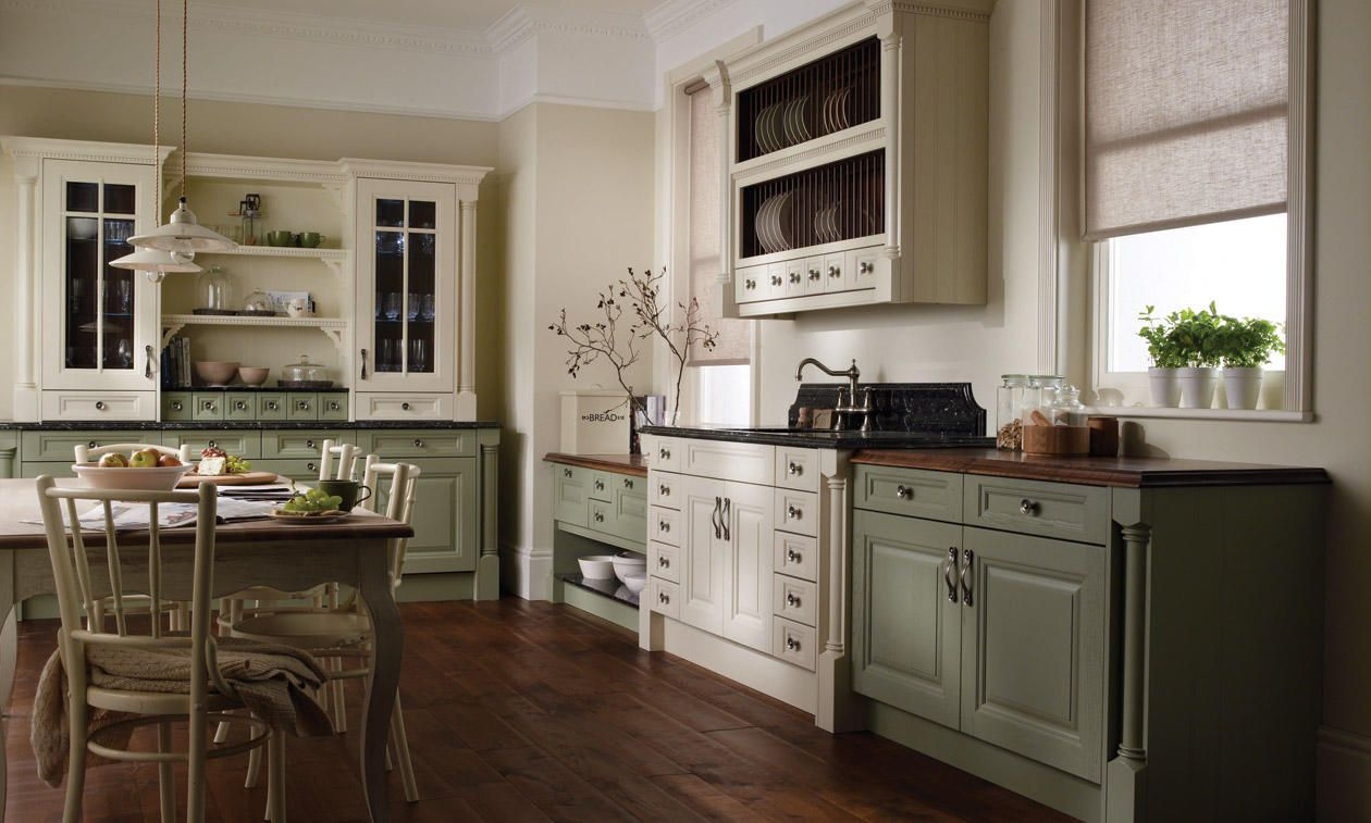 Buy Cornell Painted kitchen doors from DIY