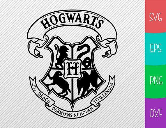Download Harry Potter svg files for cricut Hogwarts svg baby gift ...