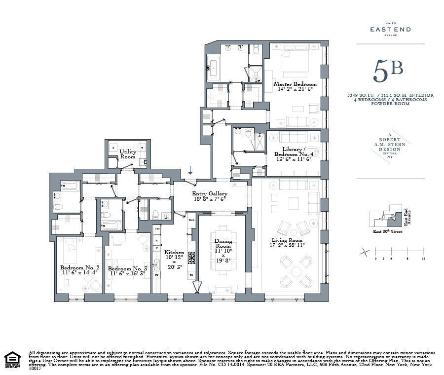 Robert A M Stern S New Upper East Side Condos Start At 4 5m Sterne