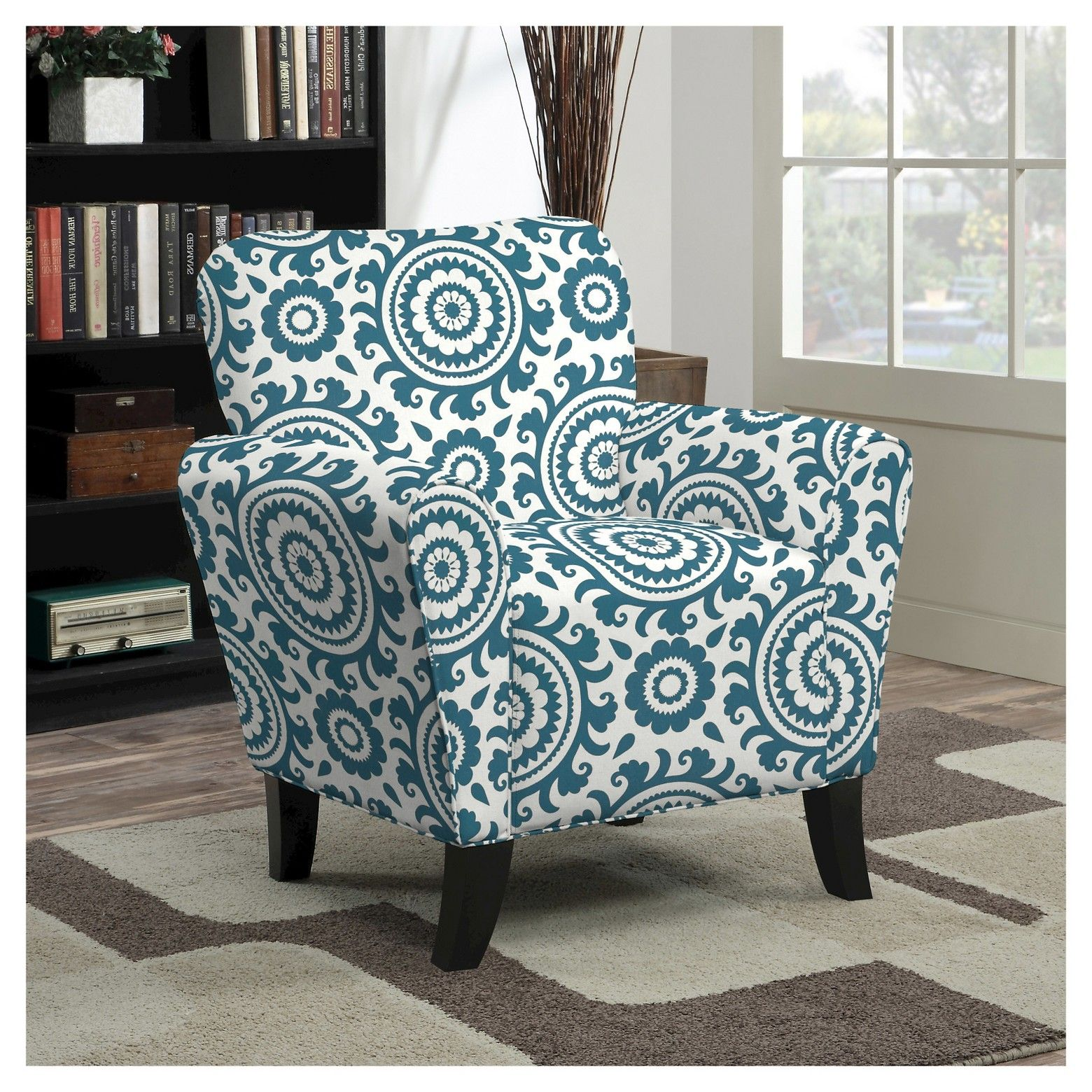 sean flared arm chair  handy living  target  handy