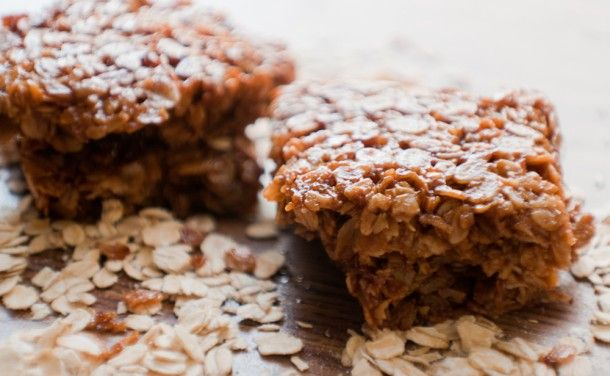 Molasses Flapjack Food Recipes Flapjack
