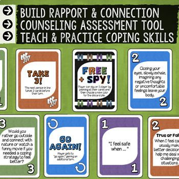COPING TOOLS: A School Counseling Stress Management ...