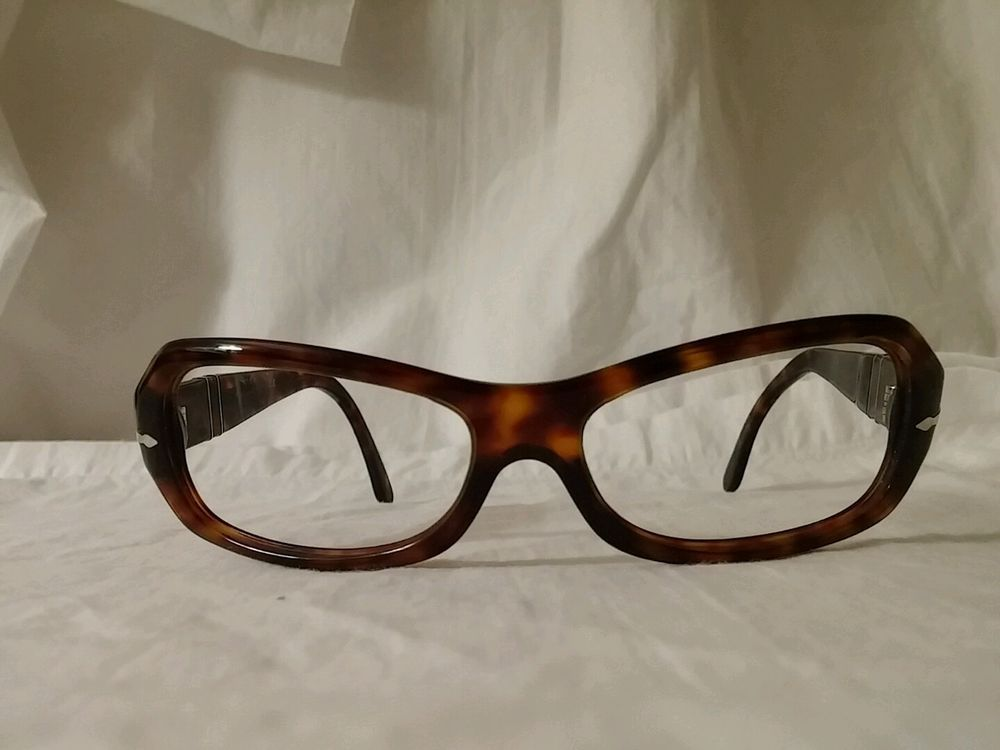VINTAGE PERSOL SUNGLASSES FRAMES ONLY TORTOISE SHELL 2807-S 24/3C56 ...