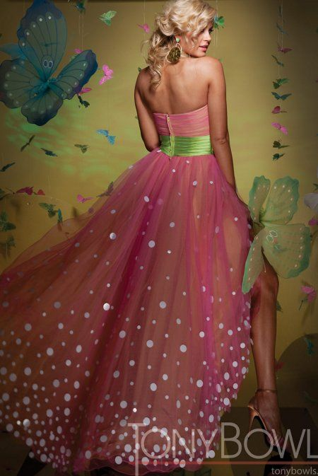 Pink And Green Prom Dresses - Ocodea.com