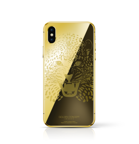 iPhone Limited Leopard Edition 11 Pro / Gold Iphone