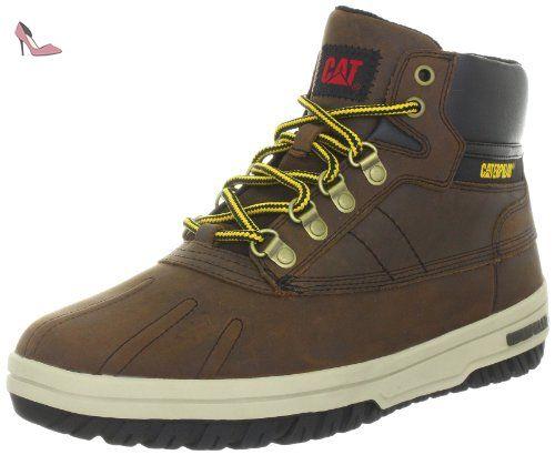 Caterpillar Wr Chaussures Marron Montantes dark Orion Homme Ppz4qaP