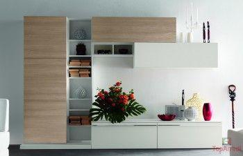 soggiorno moderno plany | soggiorno - cucine | pinterest | tv ... - Soggiorno Giessegi
