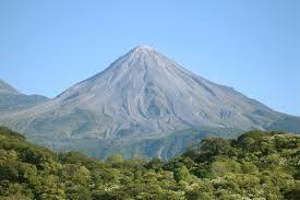 Volcan de fuego, Colima
