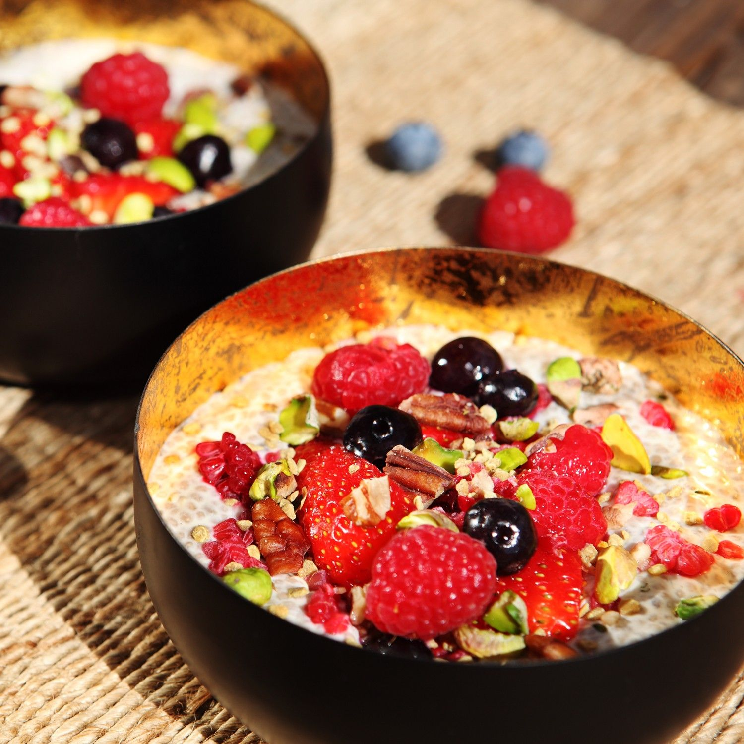 Superfood Chia Pudding | Food Fix Up