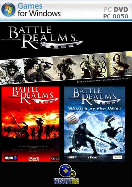 Battle Realms Battle Realms Winter Of The Wolf Gaming Pc