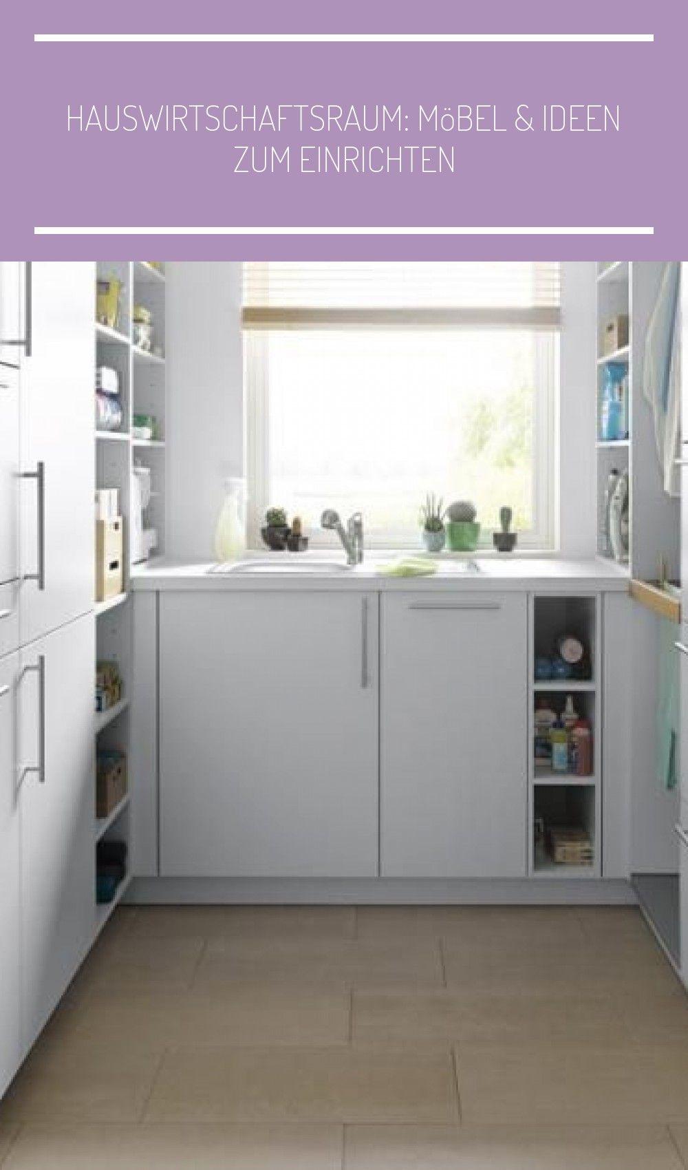 Hauswirtschaftsraum Mobel Und Ideen Zum Einrichten In 2020 Hauswirtschaftsraum Waschkuchendesign Und Haus Planung