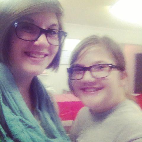 Me and sissy