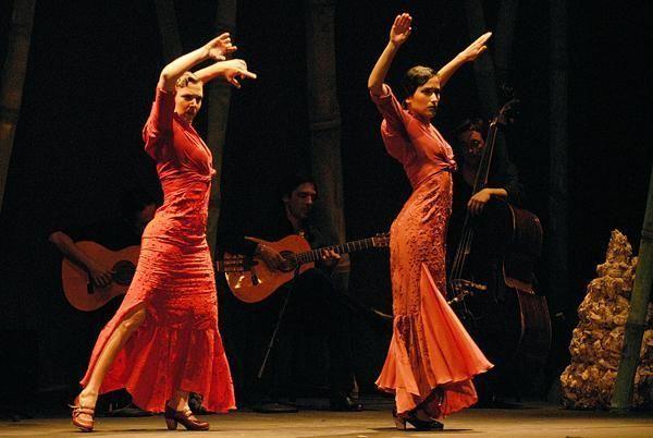 Imagen: Bailaores de lujo en Casa Patas con Tamar González y Triana Prats