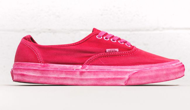 Vans Authentic CA Over Washed Pack (Chili Pepper)
