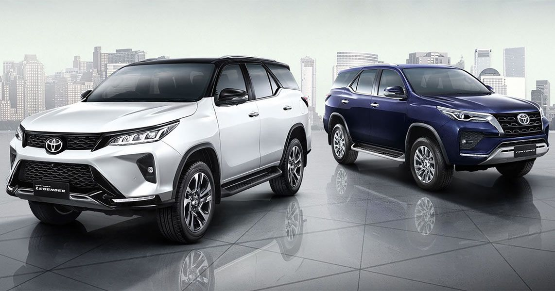 2021 Toyota Fortuner Official Price List Photos Availability Of Model In Ph The Toyota Fortuner 2021 Suv Is Finally In The Philippin Toyota Toyota Motors Model
