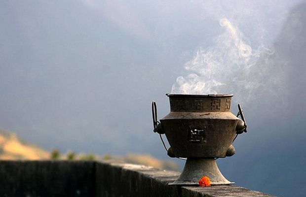Burning Incense Is Psychoactive: New Class Of Antidepressants Might Be Right Under Our Noses