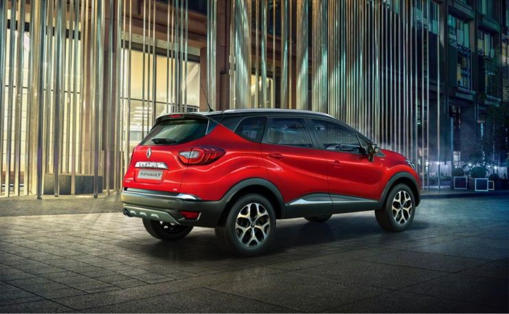 Renault Captur Now Cheaper Than Hyundai Creta Suv Roof Rails