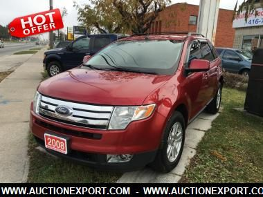 2008 Ford Edge Sel Ford Edge Online Cars Cars For Sale