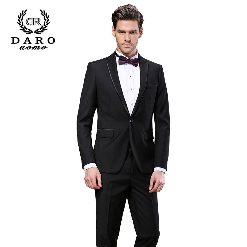 7532ab2cbd DARO High Quality Fashion Men Suit Brand Men's Blazer Business Slim Clothing  Suit And Pants Top Selling DR8618-1#. Yesterday's price: US $177.00 (145.02  ...