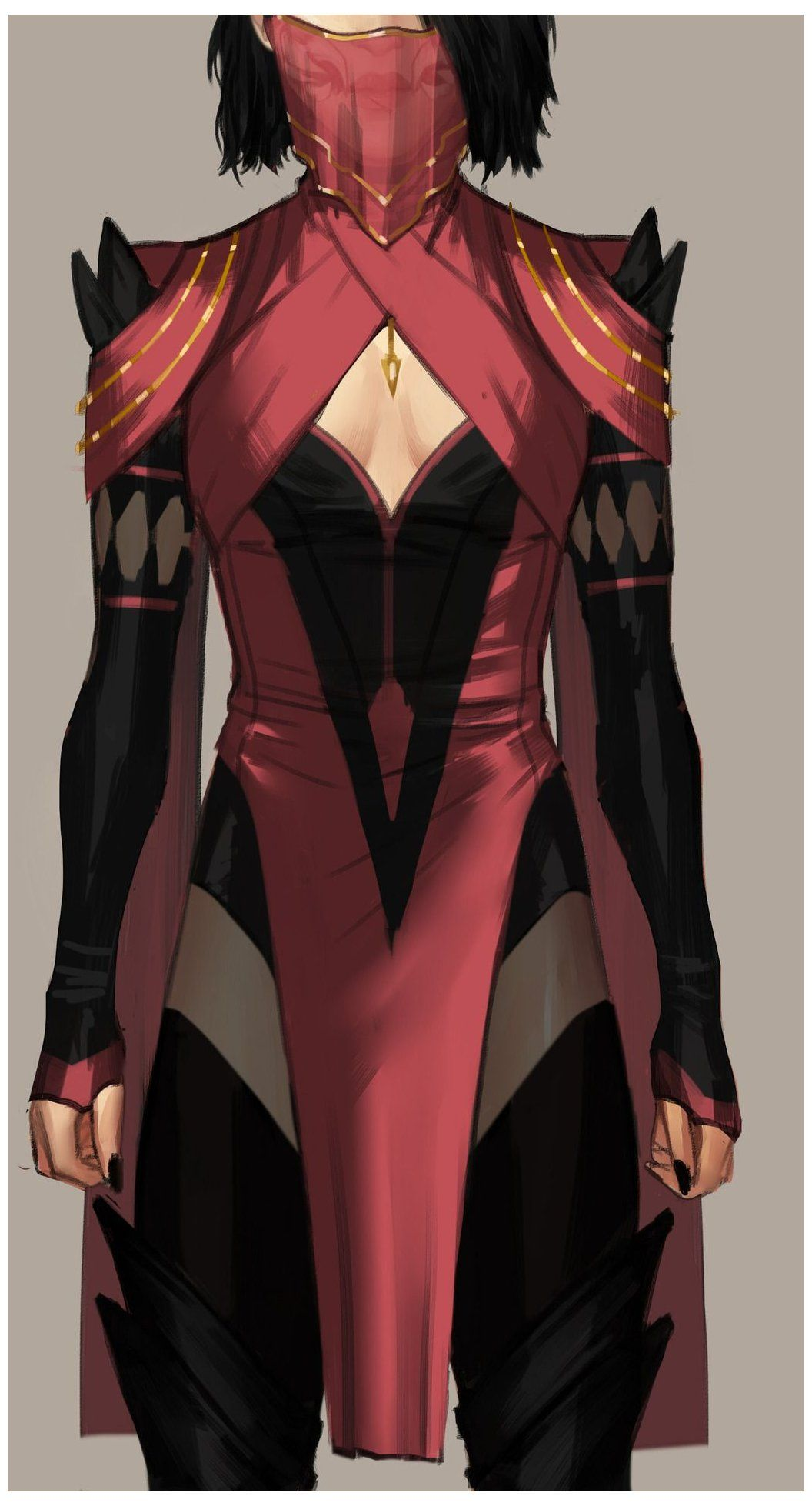 Farewell #fantasy #clothing #design #outfit #ideas Posts tagged mortal  kombat — Farewell | Fantasy clothing, Character outfits, Costume design