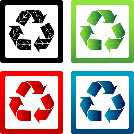 Vector Recycle Symbols Pack #AD , #affiliate, #Aff, #Recycle, #Symbols, #Pack, #Vector