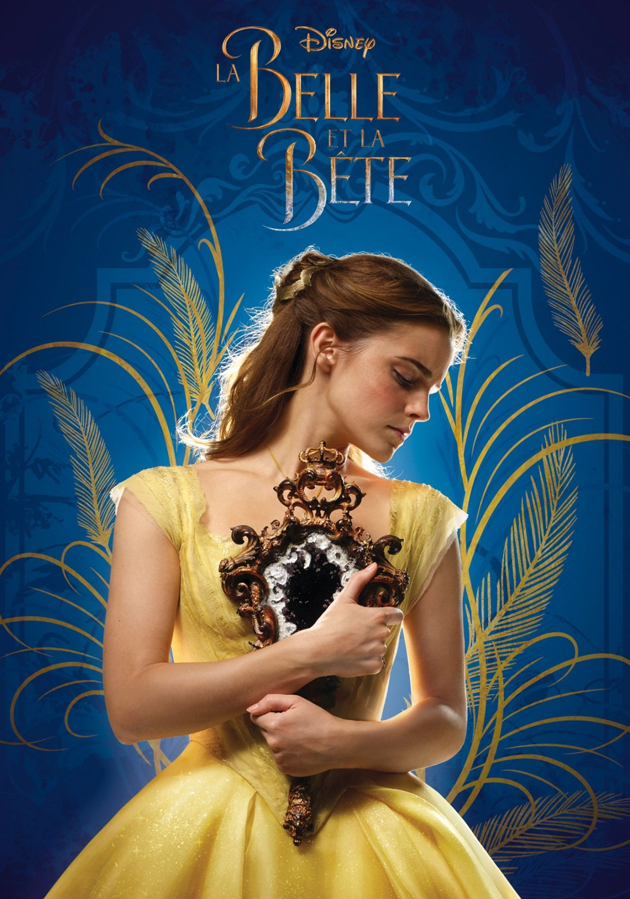 Beauty And The Beast Emma Watson Film Poster