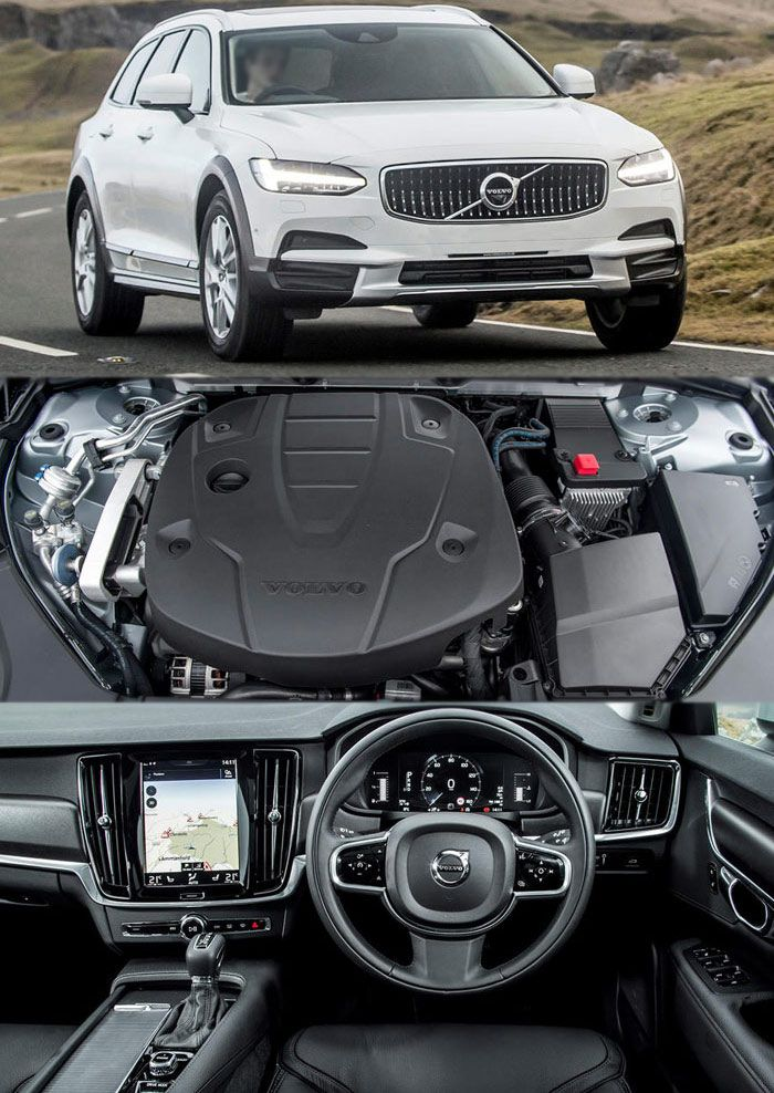 Don't want to buy a German car in the UK? Volvo V90 is