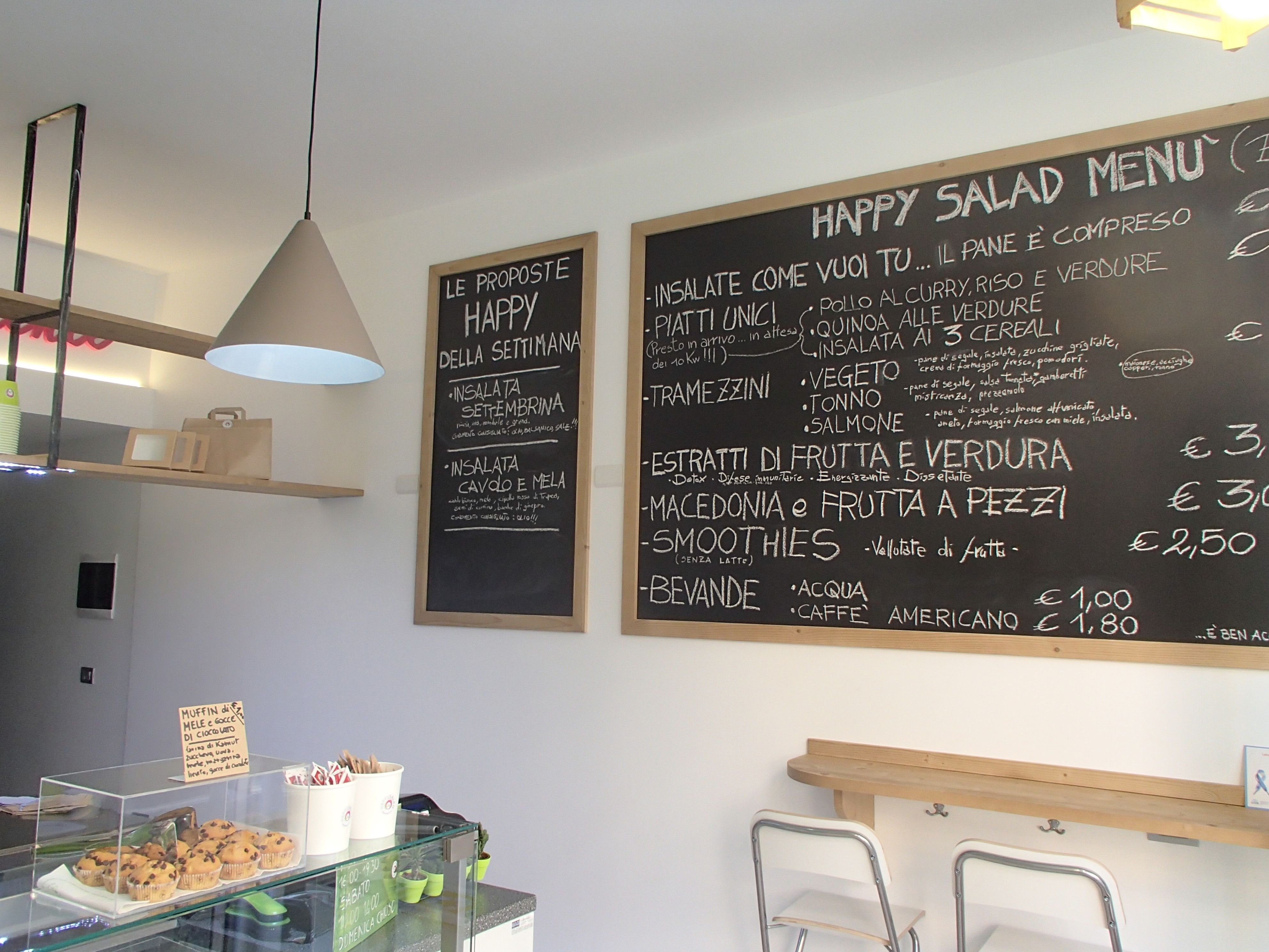 Happy break salad via masone 3 bergamo italy design archilaura d i s p l a y pinterest - Interior design bergamo ...