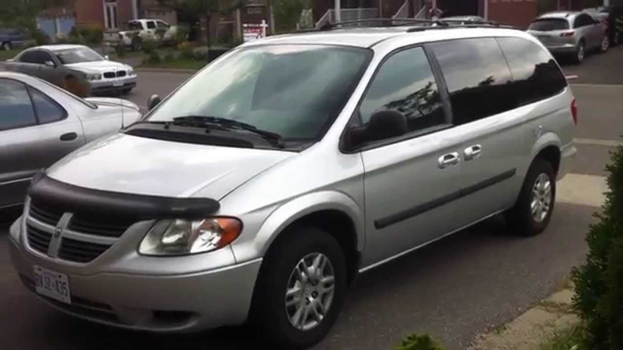 We Just Had A Lost Key Made To Our 2007 Dodge Caravan In Bowie Md