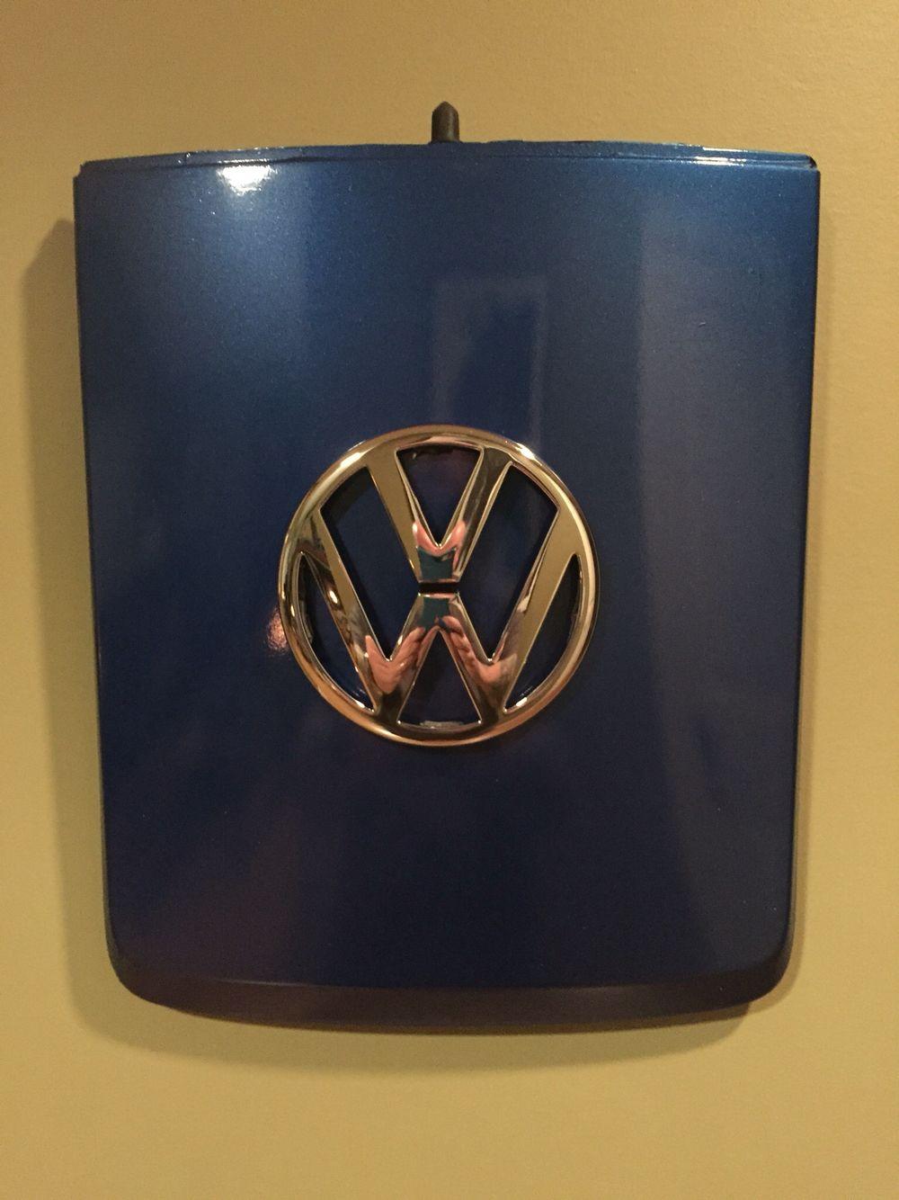 Dash Emblem Attached Vw Fox Volkswagen Logo Audi Gt
