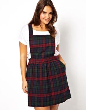 18b3afb747 Image 1 of Alice   You Check Overall Dress