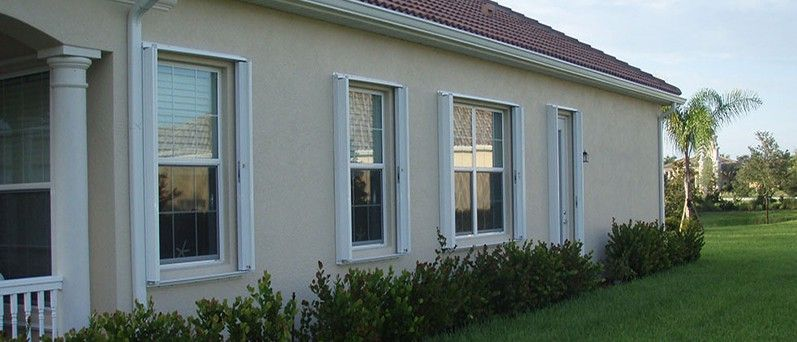 Free estimate with images hurricane shutters