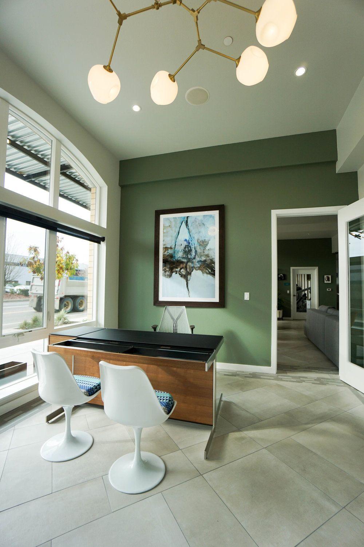 Straight Designs Waterline Apartments Portland Oregon Leasing Office  Http://www.straightdesigns.