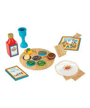 KidKraft Passover Set by KidKraft #zulily #zulilyfinds