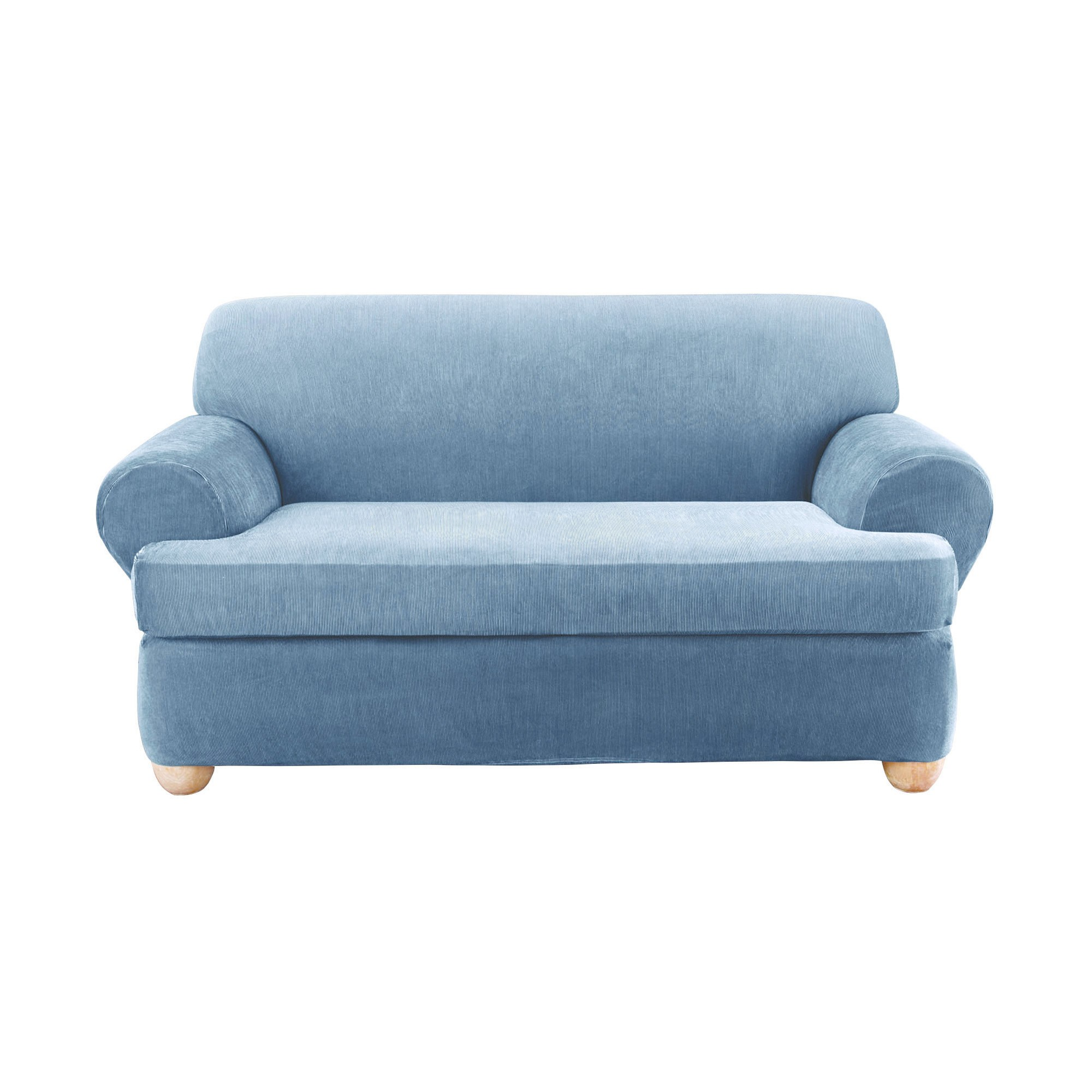 settee amazing purple recliner t of cushion slipcovered back loves beyond arm store chesterfield couch outdoor bath sofa piece large size sofas furniture duck long loveseat custom stretch macys covers two blue armchair and slipcover navy extra chair slipcovers in
