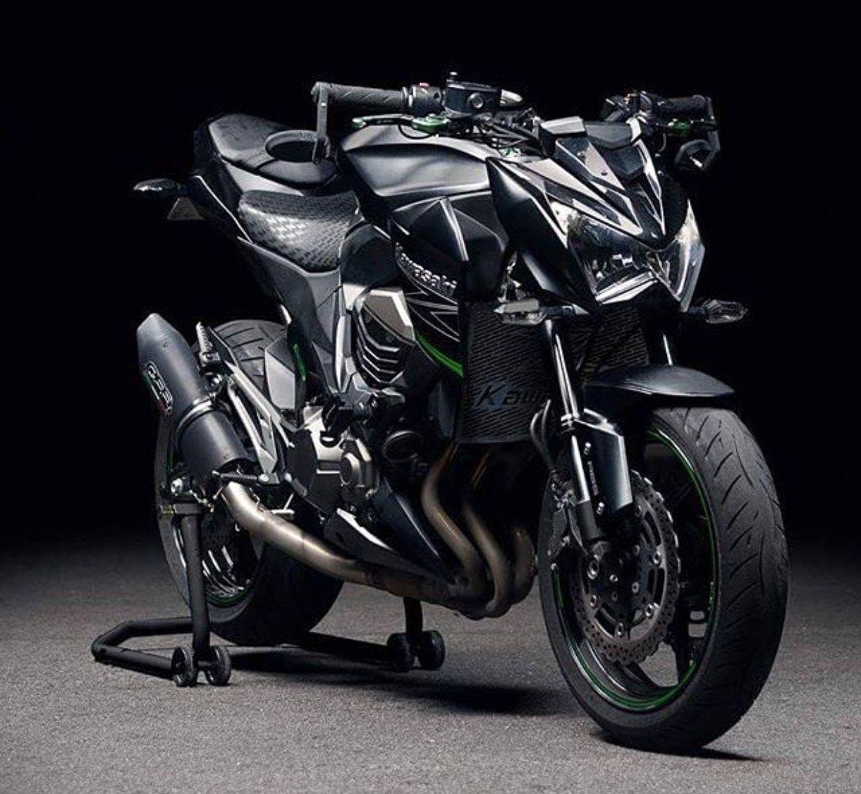 Обои Kawasaki, Мотоцикл, z800. Мотоциклы foto 9