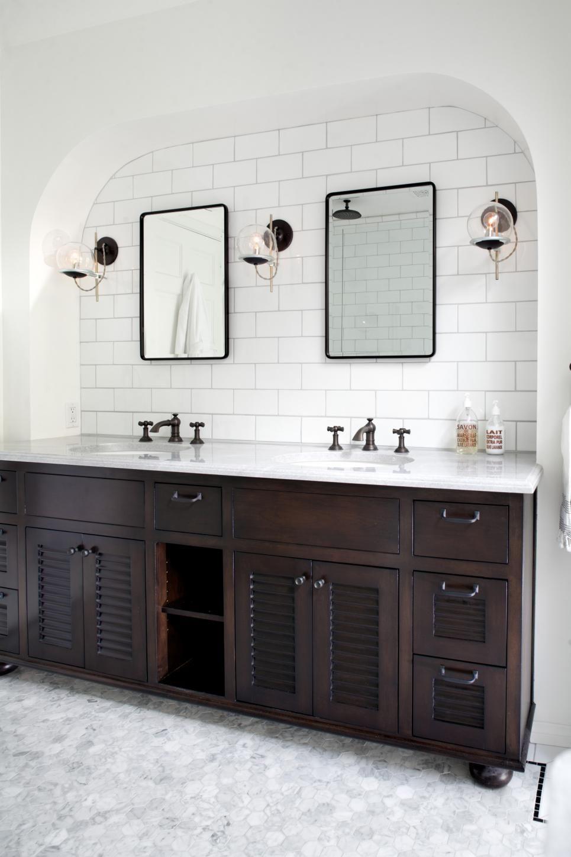 Rooms Viewer Bathroom Wall Sconces Bathrooms Remodel Trendy Bathroom