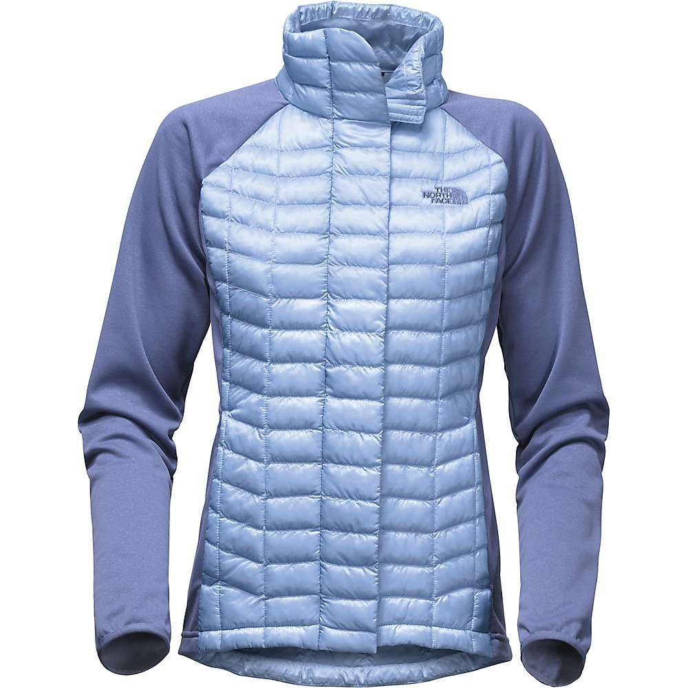 394137a44 The North Face Women's ThermoBall Hybrid Full Zip Jacket - Past ...