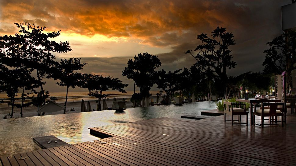 Awesome Shut Off The Cell Phone And Watch The Sunset! Anantara Seminyak Resort U0026  Spa,