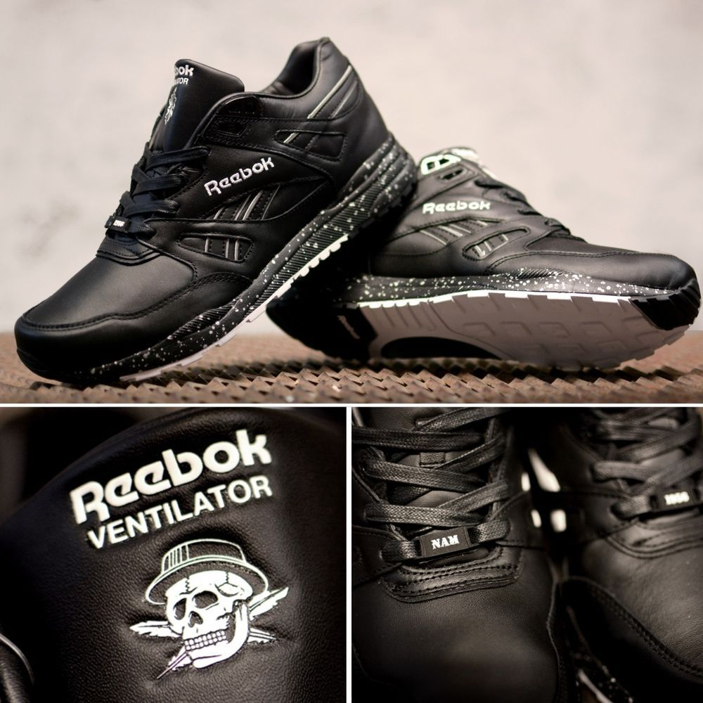 ba6bb24227ed REEBOK CLASSIC MENS SHOES CROSSOVER FOOTPATROL VENTILATOR V63384 LEATHER US  9.5  REEBOK  RunningShoes