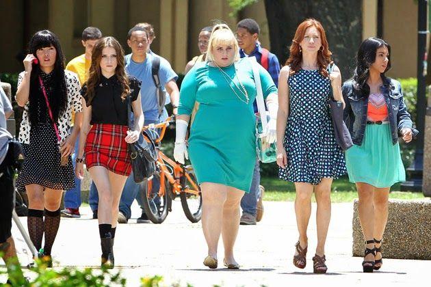 El Arte Del Cine Pitch Perfect 2 2015 Featurette Bellas