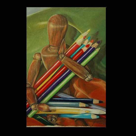 Colored Pencil Art Love Lesson Ideas Drawing Art