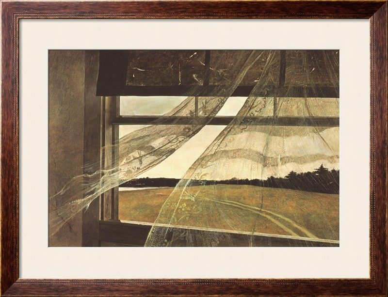 Wind From The Sea Andrew Wyeth Andrew Wyeth Art Sea Art