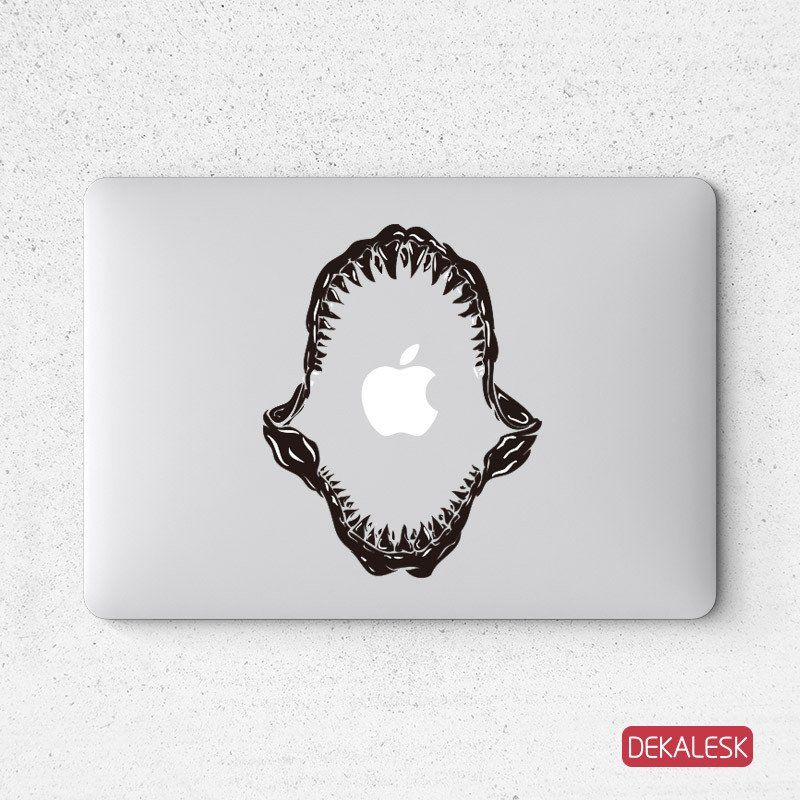 super popular 60954 a1087 Jaws - MacBook Decal | Anything You Can Pin # | Macbook decal ...
