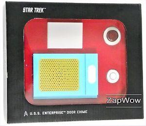 Star Trek Door Bell, replica of the communication panel seen