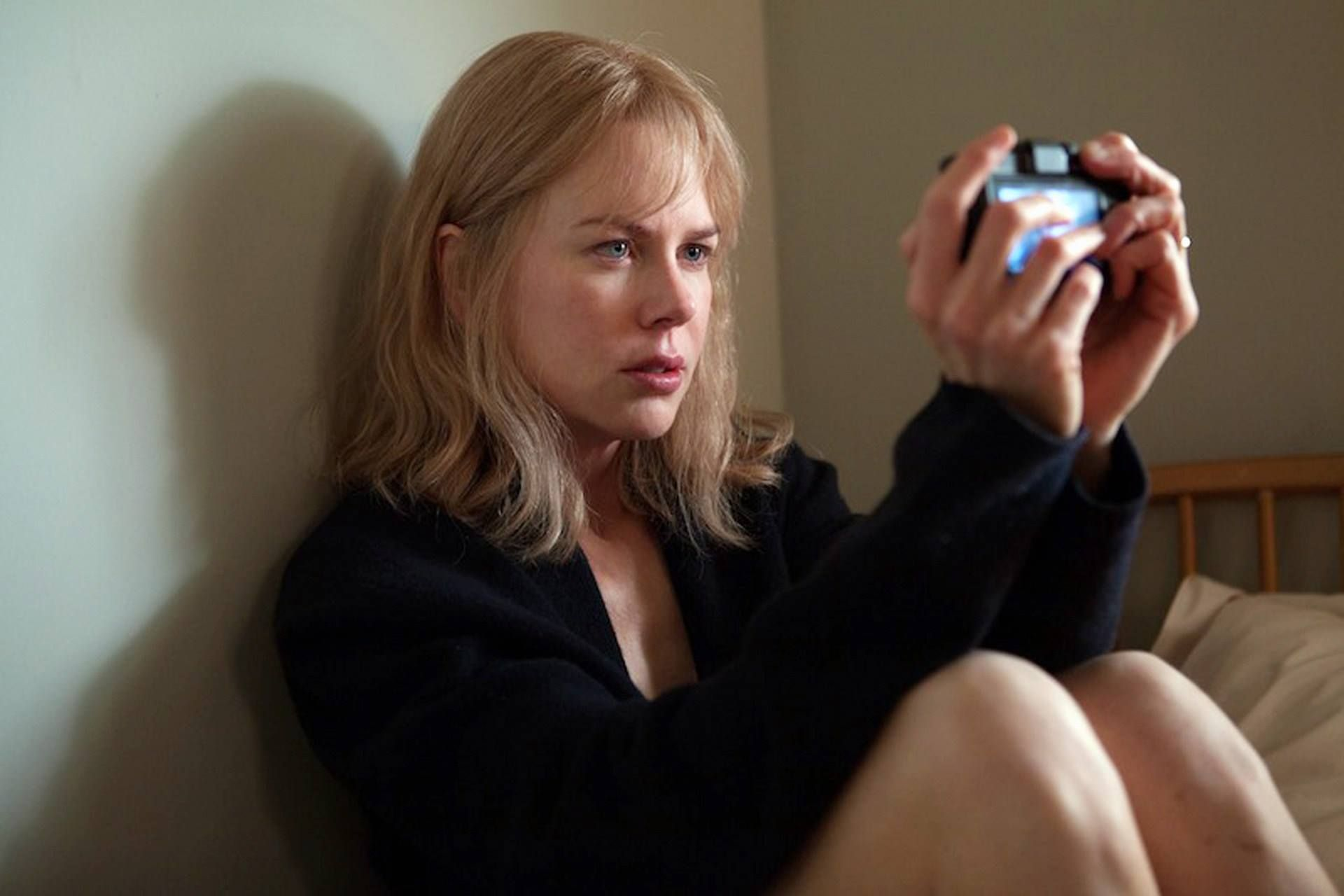 """""""I've always been interested in our flaws as human beings, just as much as the virtues."""" - Nicole Kidman"""